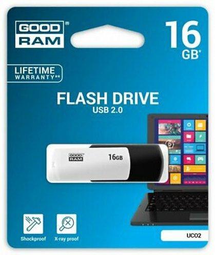 Zibatmiņa Goodram UTS2 Blue USB 2.0