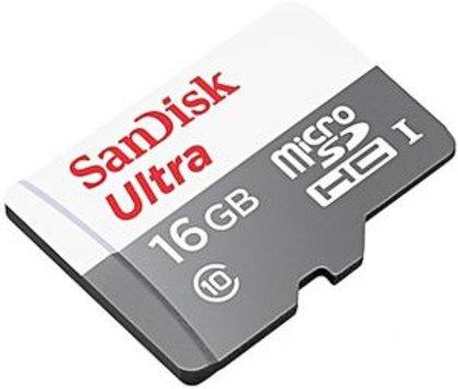 MicroSDHC SanDisk Ultra UHS-I