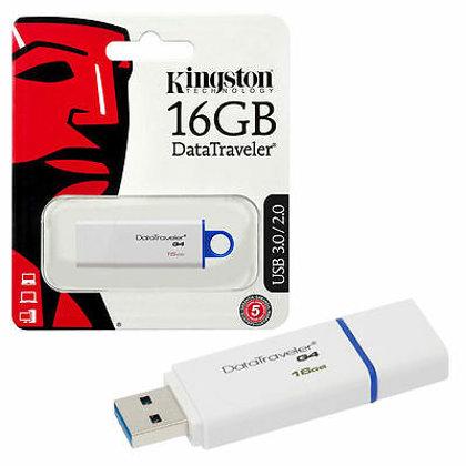 Zibatmiņa Kingston DataTraveler G4