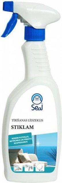 Stiklu tīrīšanas līdzeklis SEAL, 750 ml