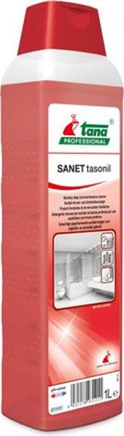 Sanitāro telpu tīrīšanas līdzeklis SANET TASONIL, 1L