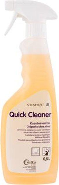 Universāls virsmu tīrīšanas līdzeklis K-EXPERT 8 QUICK CLEANER