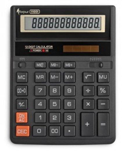 Kalkulators FORPUS 11001