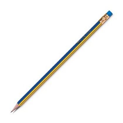 Zīmulis ar dzēšgumiju HB (uzasināts)