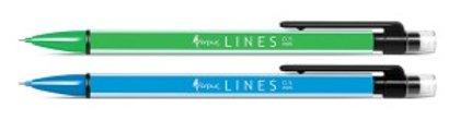 Zīmulis mehāniskais LINES 0.5mm