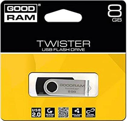Zibatmiņa Goodram Twister USB 2.0