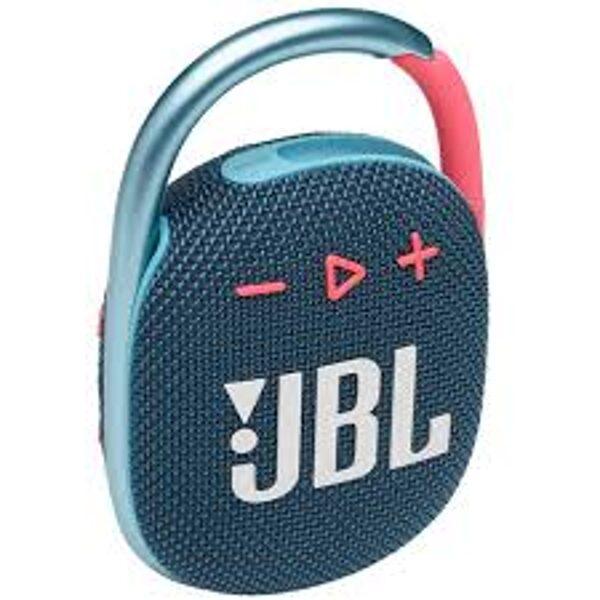JBL CLIP4 Blue Pink