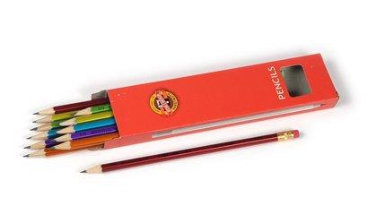 Zīmulis parastais HB Oriental, ar dzēšgumiju, Koh-i-noor