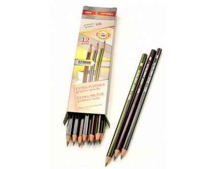 Zīmulis lokanais HB, bez dzēšgumijas, Koh-i-noor