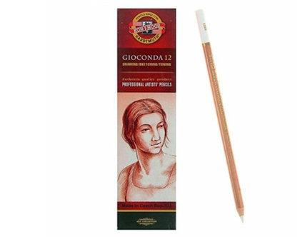 Zīmulis mākslinieku, krīta, balts, 1gb.