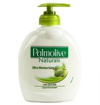 """Šķidrās ziepes """"Palmolive Olive Milk"""", 300 ml"""