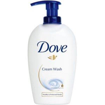 "Šķidrās ziepes ""Dove Cream Wash"", 250 ml"