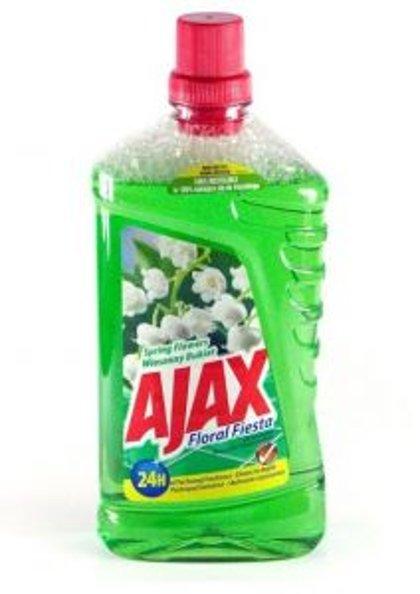 """Grīdu mazgāšanas līdzeklis """"Ajax Spring Flowers"""", 1 l"""