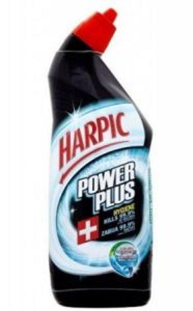 HARPIC POWER PLUS CLEANERS WC tīrīšanas līdzeklis 750ml