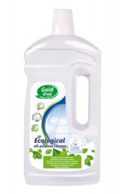 Ekoloģisks universāls tīrīšanas līdzeklis ECO LINE Green Tea, 1 L