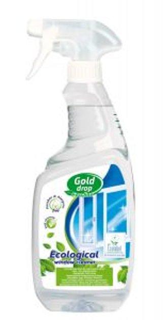 Ekoloģisks stiklu mazgāšanas līdzeklis ECO LINE Green Tea, 750 ml