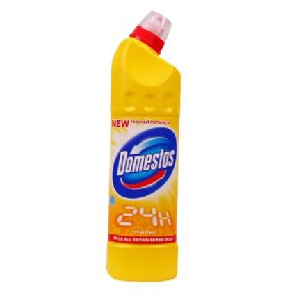 Dezinficējošs tīrīšanas līdzeklis DOMESTOS Citrus Fresh 750ml