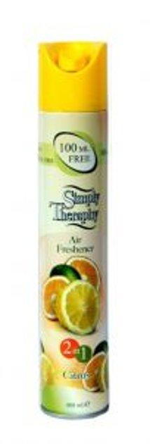 Simply Theraphy Citruss gaisa atsvaidzinātājs 300 ml