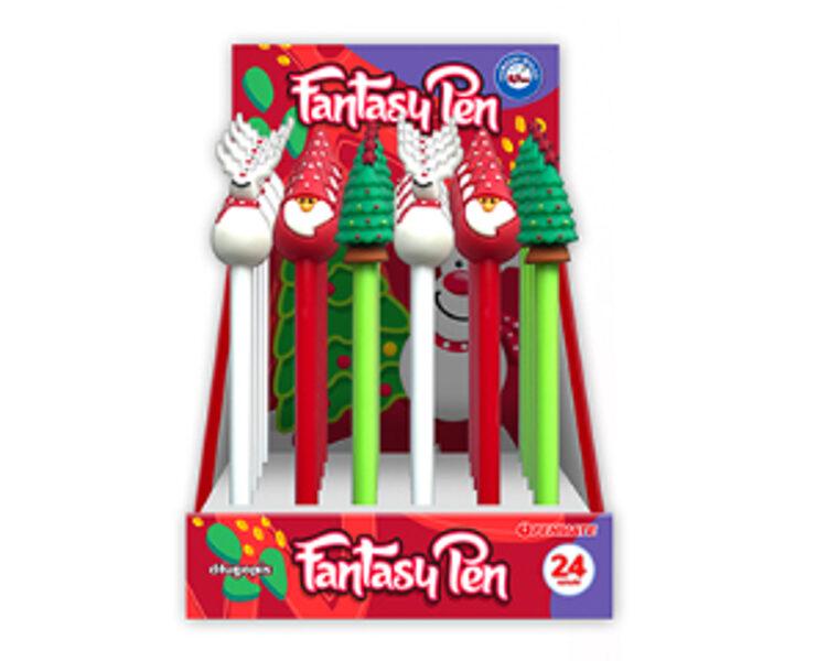 Lodīšu pildspalva, Ziemassvētki 1