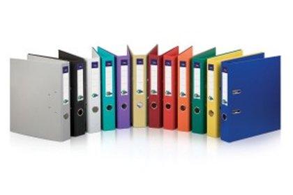 Mape-reģistrs, 7cm, dažādas krāsas